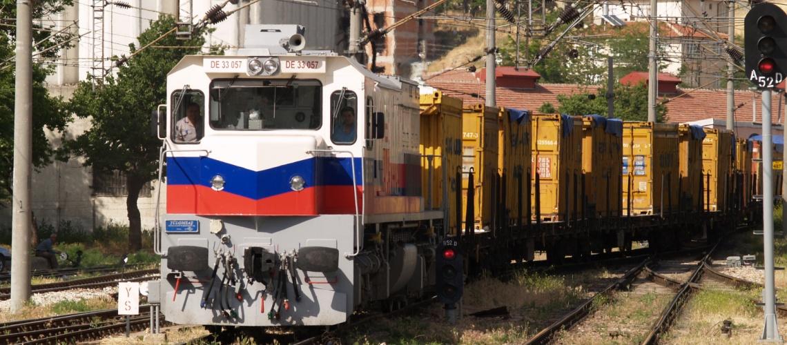 TCDD Taşımacılık'tan tarihi rekor