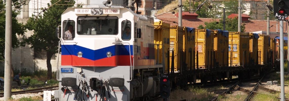 980 - Freight train - Steve