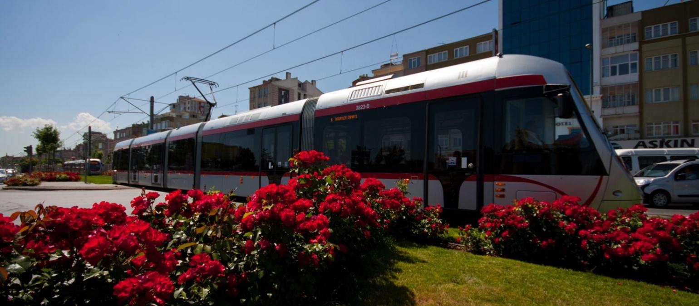 Bir bakışta yeni Kayseri tramvay projesi