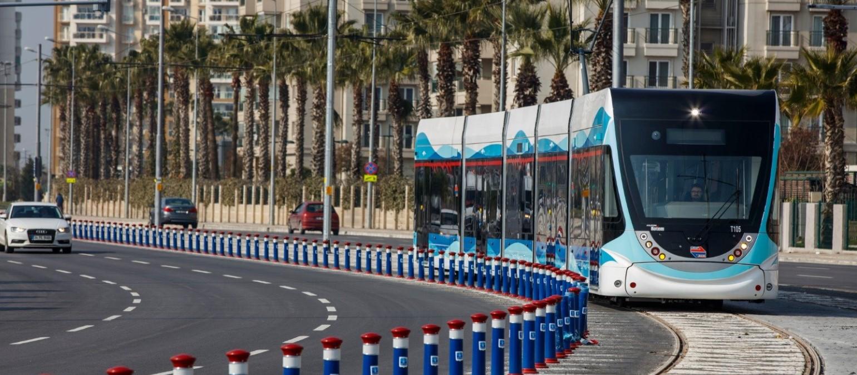 Bir bakışta Çiğli tramvay projesi