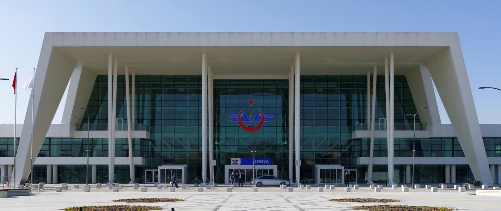 Konya Selcuklu HST station