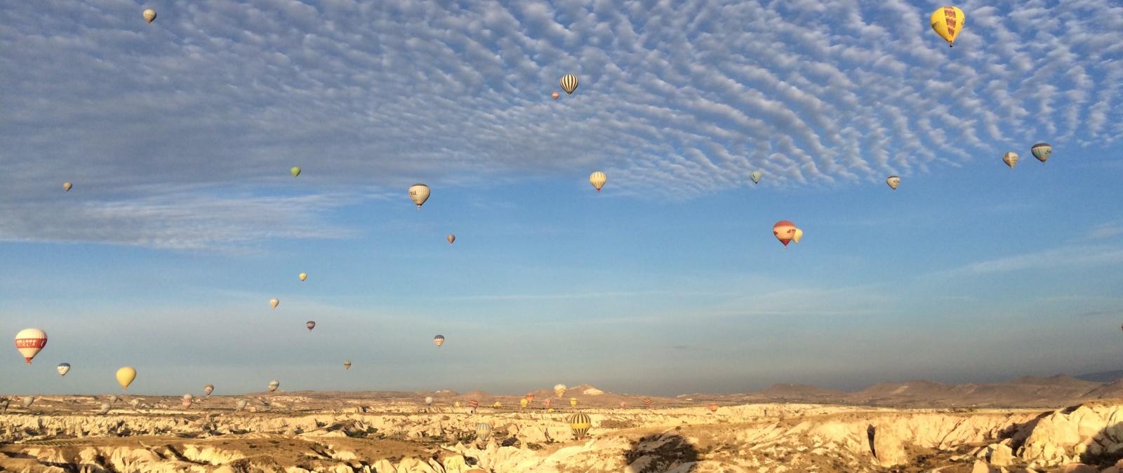 Kapadokya Ekspresi'nde hedef 2022 Şubat