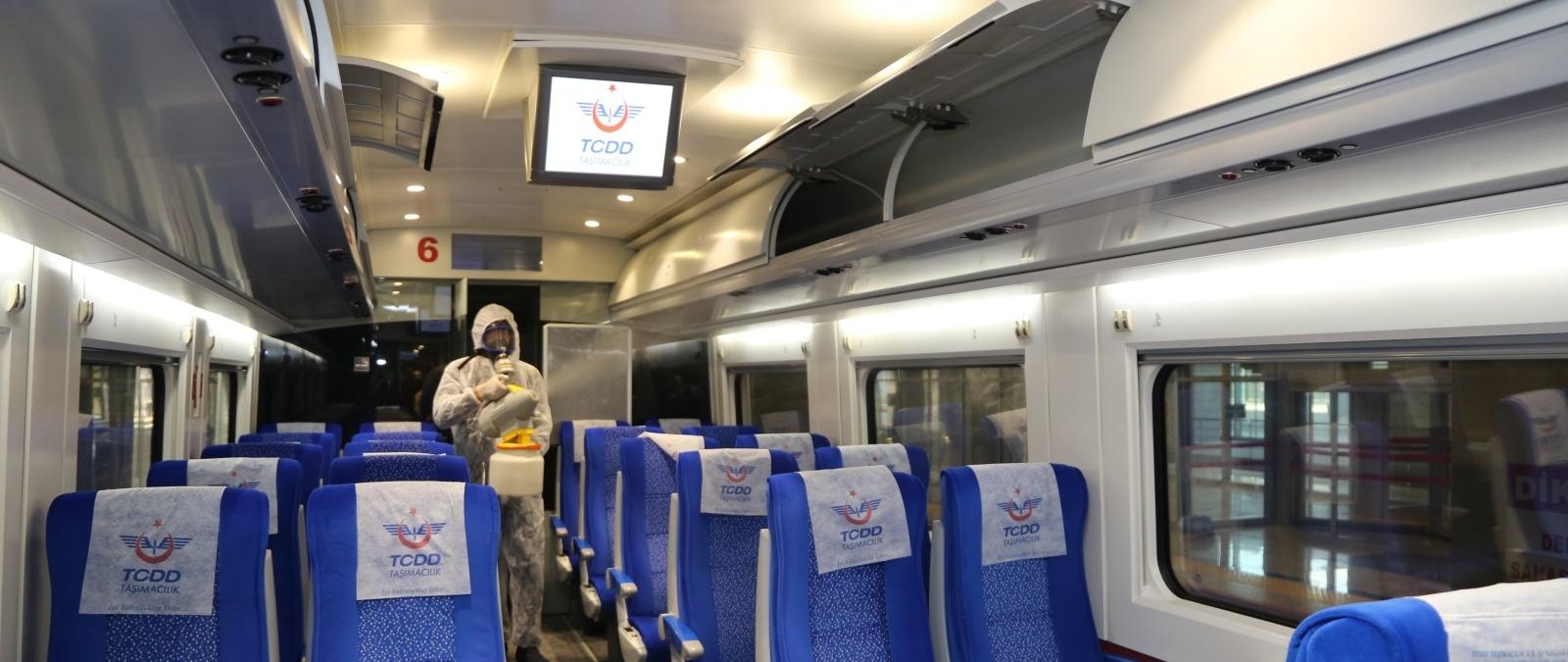 Trenlere tam kapanma ayarı